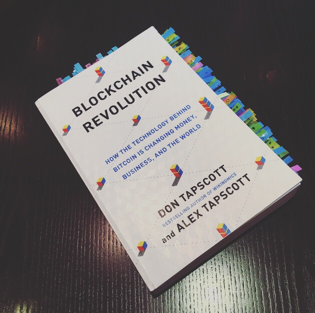 BLOCKCHAIN REVOLUTION Contents Book Review Part 1 9